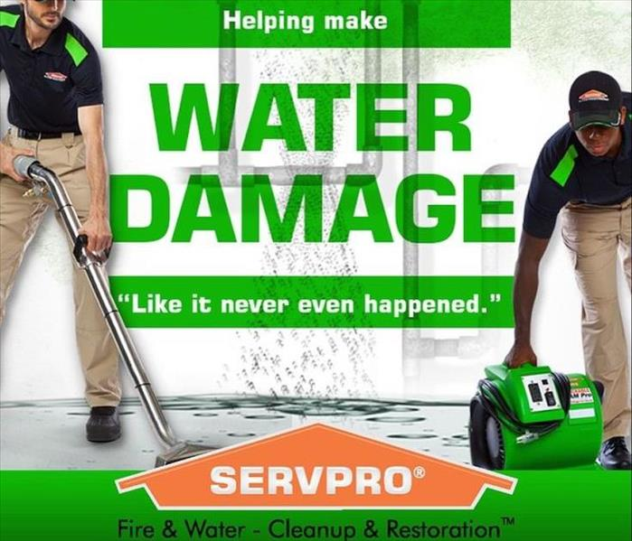 Water Damage Faster to your Venice Florida Water Damage Event