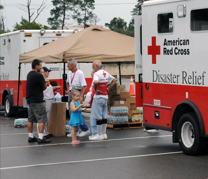 Community SERVPRO is the Proud National Sponsor of the American Red Cross Ready Rating™ Program