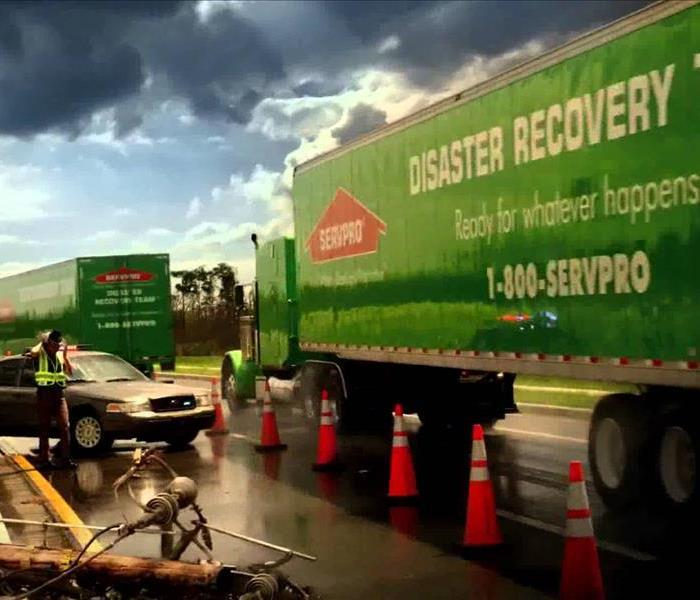 Storm Damage When Storms or Floods hit Venice Florida, SERVPRO is ready!