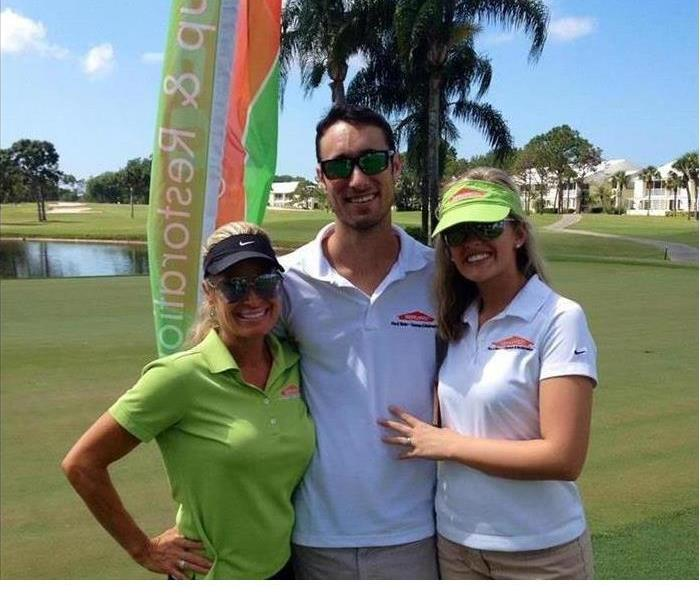The Maggio Family at the Venice Area Chamber of Commerce Annual Golf Challenge