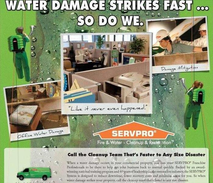 Homeowner using the SERVPRO Emergency Ready Profile App after flooding in her kitchen